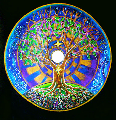 Oniros reve et conscience reve planetaire 2014 - Signification arbre de vie ...